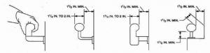 2x handrail profiles - CA CBC - DF